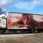 Bache savoyarde de camion