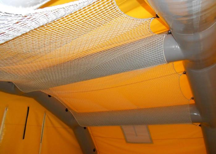 Filet accessoire pour tente gonflables