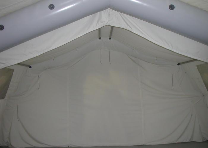 Velum pour tentes gonflables