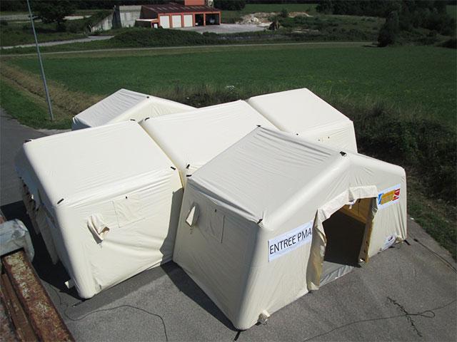 tente-poste-medical-avance-SDIS-84
