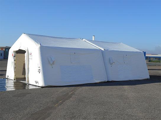 tente-poste-medical-avance-croix-rouge-30m2